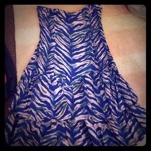 VICTORIA SECRET  tube top dress